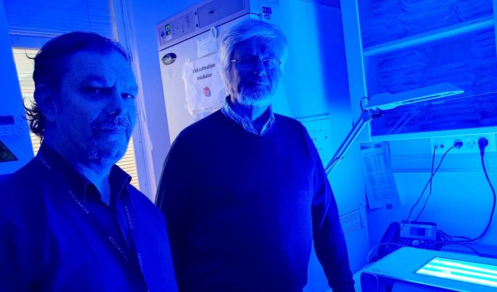 Utvikler behandling av hjernekreft med ny lysteknologi