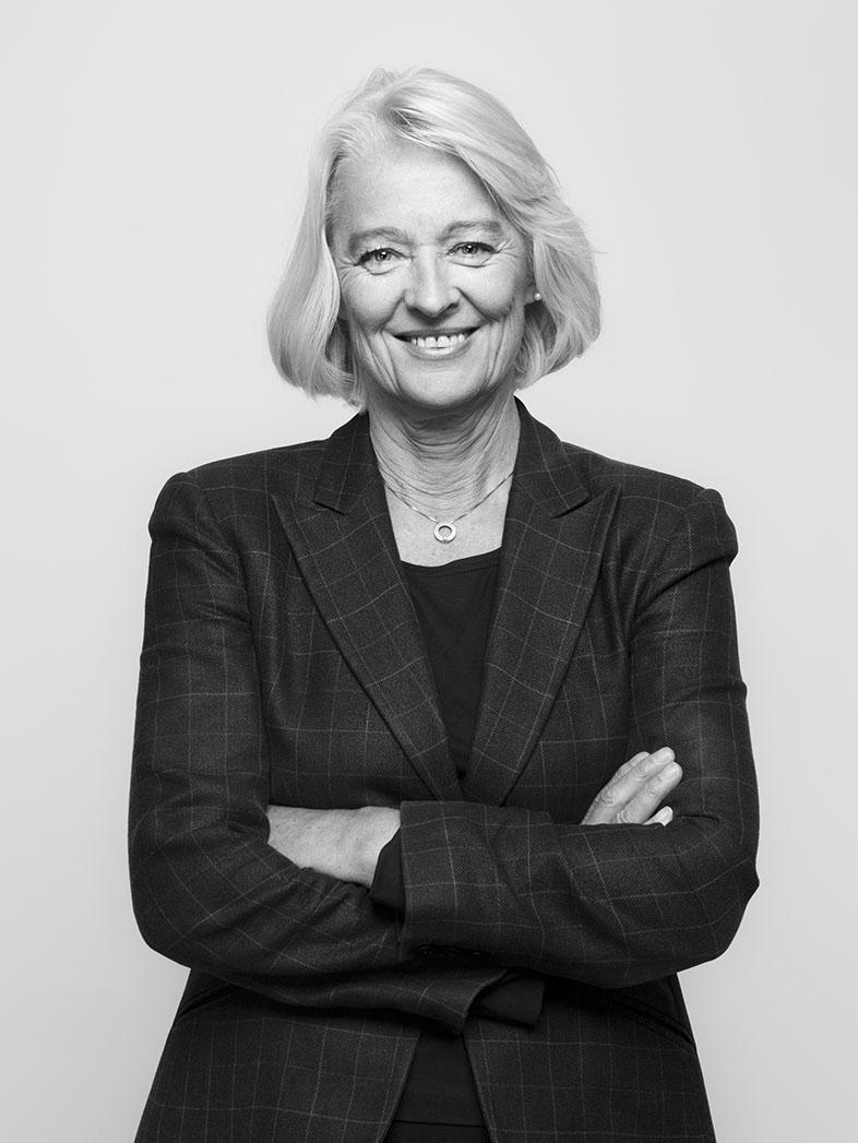 Åse Aulie Michelet (Styreleder)