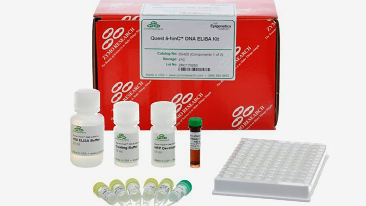 QUEST 5 HMC DNA ELISA KIT Epigenetisk kit