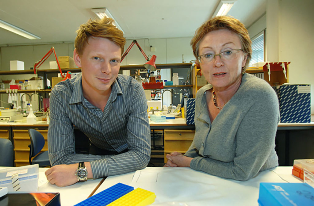 Jan Terje og Inger