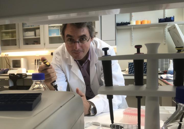Utvikler banebrytende celleterapi på skuldrene til giganter