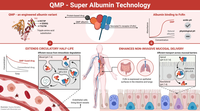 QMP technology