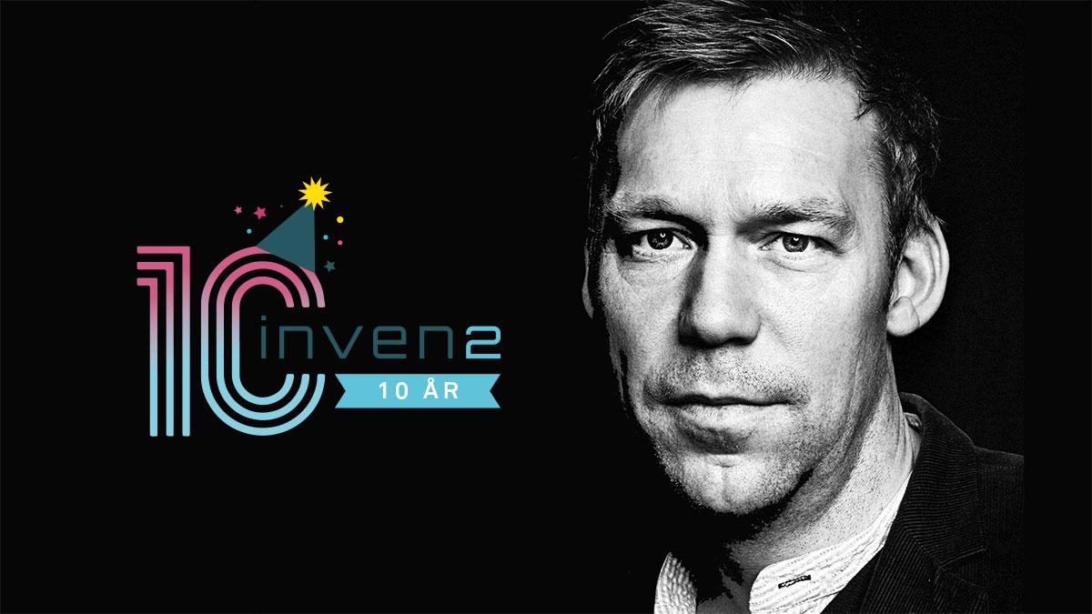 Jubileumsintervju Inven2 10 år: Fredrik Schjesvold